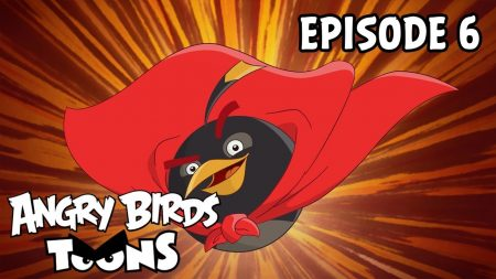 Angry Birds Toons – Super Bomb!