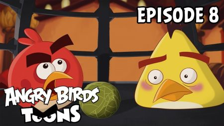 Angry Birds Toons – Miracle Of Life