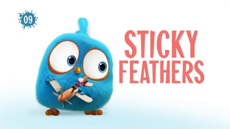 Angry Birds Blues – Sticky Feathers