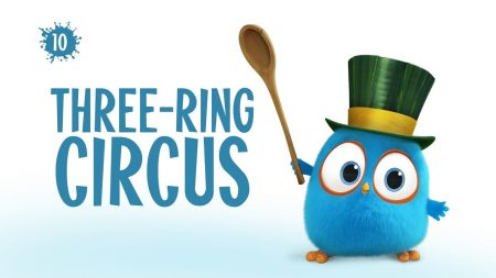 Angry Birds Blues – Three-Ring Circus