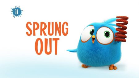 Angry Birds Blues – Sprung Out