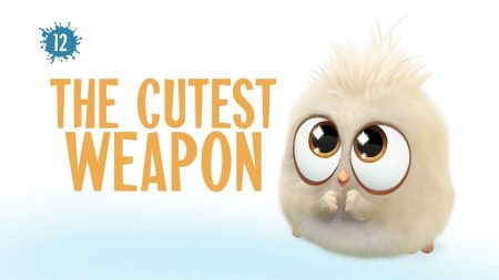 Angry Birds Blues – The Cutest Weapon