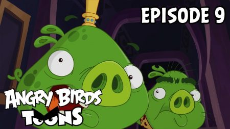Angry Birds Toons – Cave Pig