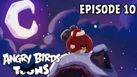 Angry Birds Toons – Joy To The Pigs