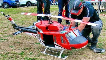 RC Vliegtuigen – BELL-212