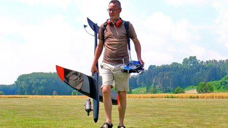 RC Vliegtuigen – F3S Big Monster HJK Speedwings