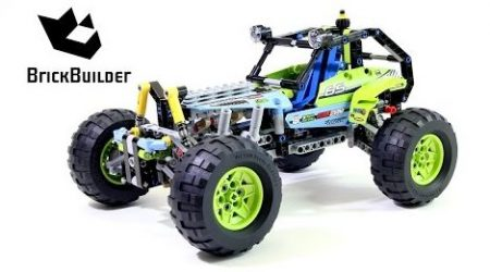 Lego Technic 42037 Formula Off-Roader – Lego Speed Build