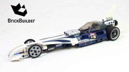 Lego Technic 42033 Record Breaker – Lego Speed Build