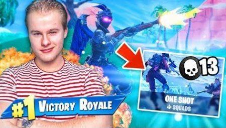 Royalistiq – In Deze Gamemode, Ben Ik De Baas!! – Fortnite Battle Royale