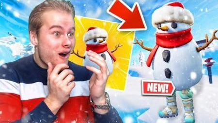 Royalistiq – *New* Sneeuwpop Item, Hiermee Ziet Niemand Je!! – Fortnite Battle Royale