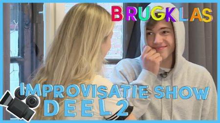 Brugklas – S7 – De Improvisatieshow – Deel 2