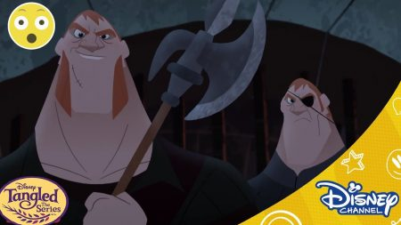 Rapunzel – Gevangen In De Kerkers