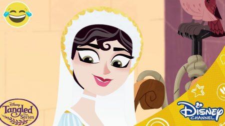 Rapunzel – Lijfwacht Cassandra