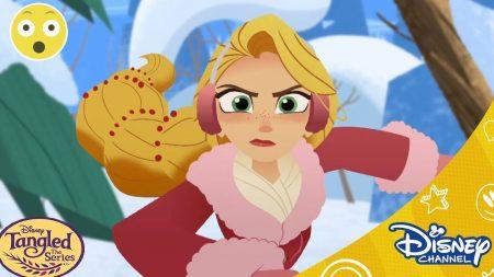 Rapunzel – Sneeuwbal