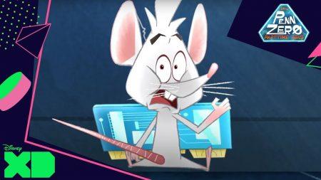 Penn Zero – Kat en Muizenspel