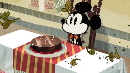 Mickey Mouse – Fijne Verjaardag