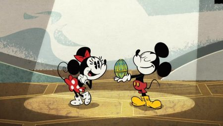 Mickey Mouse – Matroesjka