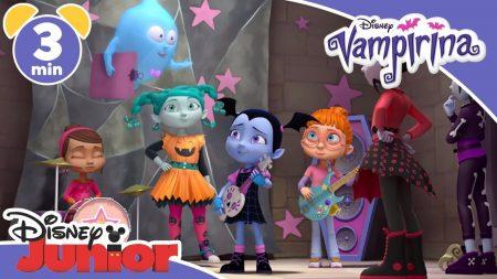 Nieuwe categorie Vampirina toegevoegd met daarin 14 griezelige afleveringen