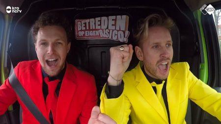 Betreden Op Eigen Risico – Daan En Tim Scheuren Door Nederland! – De Buswens