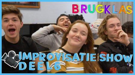 Brugklas – S7 – De Improvisatieshow – De Finale