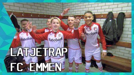 Zappsport – Latjetrap FC Emmen