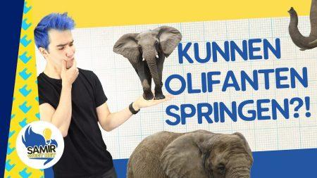 Samir Weet Het – Kunnen Olifanten Springen?!