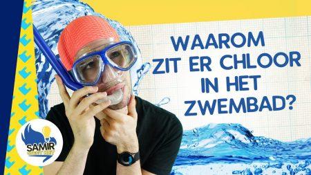 Samir Weet Het – Waarom Zit Er Chloor In Het Zwembad?