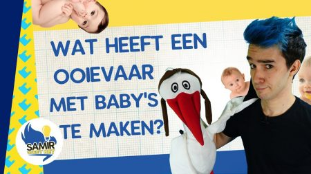 Samir Weet Het – Wat Heeft Een Ooievaar Met Baby's Te Maken?