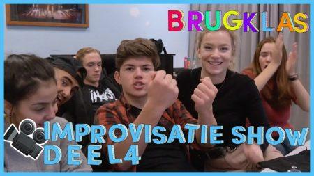 Brugklas – S7 – De Improvisatieshow – Deel 4