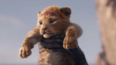 The Lion King – Trailer