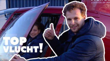 Betreden Op Eigen Risico – Gaat Tim Mee In De Helikopter?!