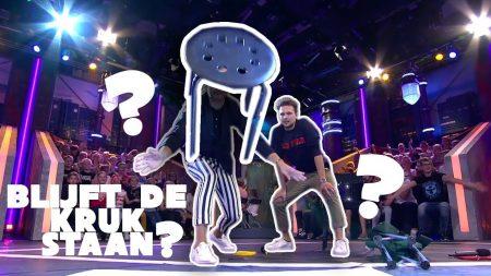 Betreden Op Eigen Risico – Daan vs Tim: Chair Flip Challenge!