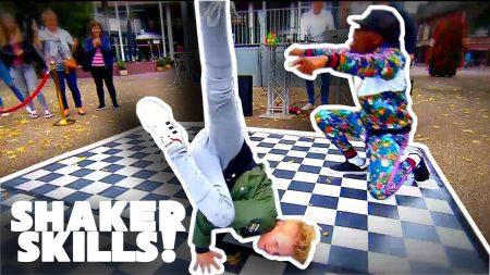 Betreden Op Eigen Risico – Shake It Off Met Shaker
