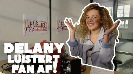 Betreden Op Eigen Risico – Delany Gaat Een Fan Afluisteren?!