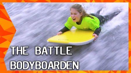 Zappsport – The Battle: BodyBoard