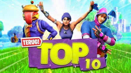 Royalistiq – De Fortnite Top 10 Is Terug!!