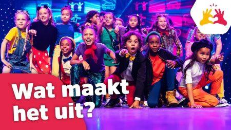 Kinderen voor Kinderen – Wat Maakt Het Uit? (Live in Concert 2018)
