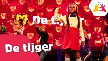 Kinderen voor Kinderen – De Tijger (Live in Concert 2018)