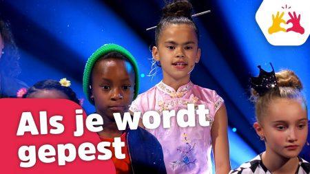 Kinderen voor Kinderen – Als Je Wordt Gepest (Live in Concert 2018)