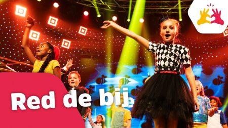 Kinderen voor Kinderen – Red De Bij (Live Concert 2018)