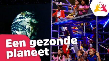 Kinderen voor Kinderen – Een Gezonde Planeet (Live in Concert 2018)