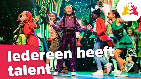 Kinderen voor Kinderen – Iedereen Heeft Talent (Live in Concert 2018)