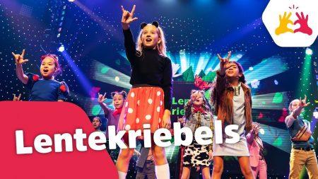 Kinderen voor Kinderen – Lentekriebels (Live in Concert 2018)