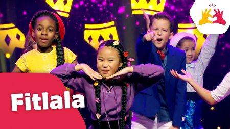 Kinderen voor Kinderen – Fitlala (Live in Concert 2018)