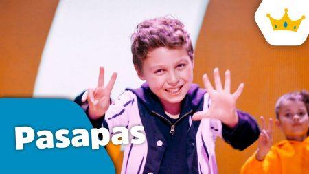 Kinderen voor Kinderen – Pasapas (Officiële Koningsspelen Videoclip)