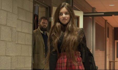 Luana Khelashvili – School