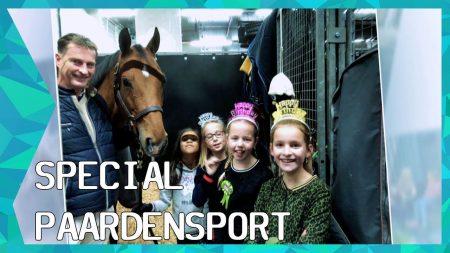 Zappsport – Britt Organiseert Paarden Speurtocht Met Dubbeldam En Houtzager