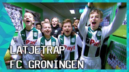 Zappsport – Latjetrap Op Je Verjjaardag – FC Groningen