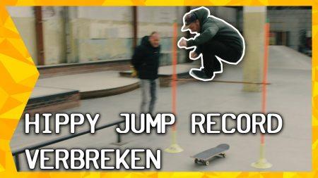 Zappsport – Woody Hoogendijk Breekt Zijn Skateboard Record!