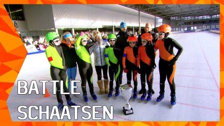 Zappsport – The Battle Schaatssen: Met Irene En Simon Schouten